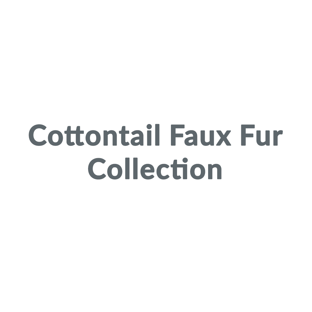 Cottontail Faux Fur Collection promo codes