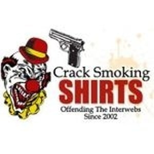 Crack Smoking Shirts