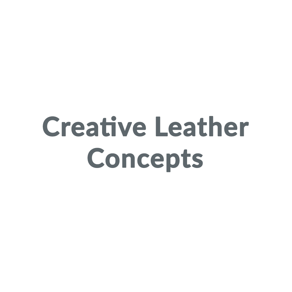 Creative Leather Concepts promo codes
