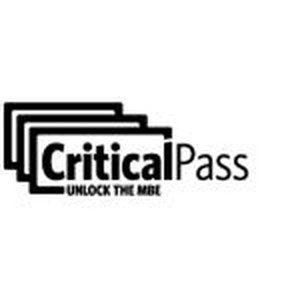 Critical Pass coupon codes