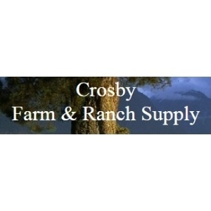 Crosby Farm & Ranch Supply promo codes