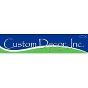Custom Decor promo codes