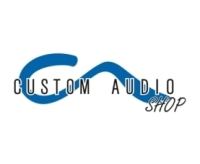 Custom Audio Shop promo codes