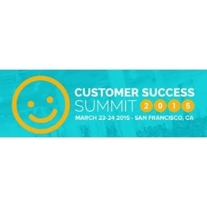 Customer Success Summit 2015