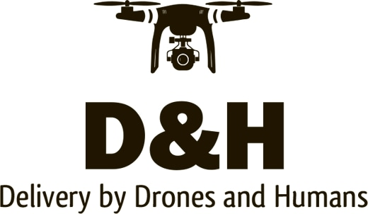D & H Delivered by Drones and Humans