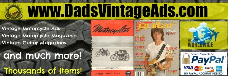 Dads Vintage Ads promo codes