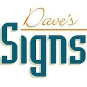 Dave's Signs promo codes