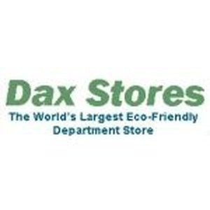 Dax Stores promo codes