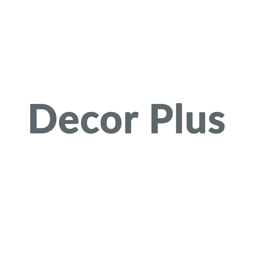 Decor Plus promo codes