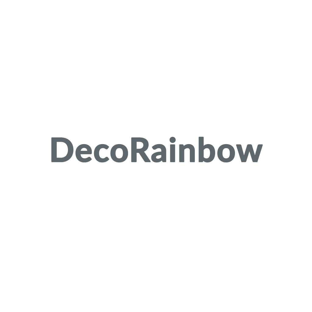 DecoRainbow promo codes