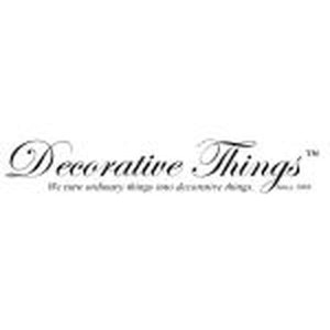 Decorative Things promo codes