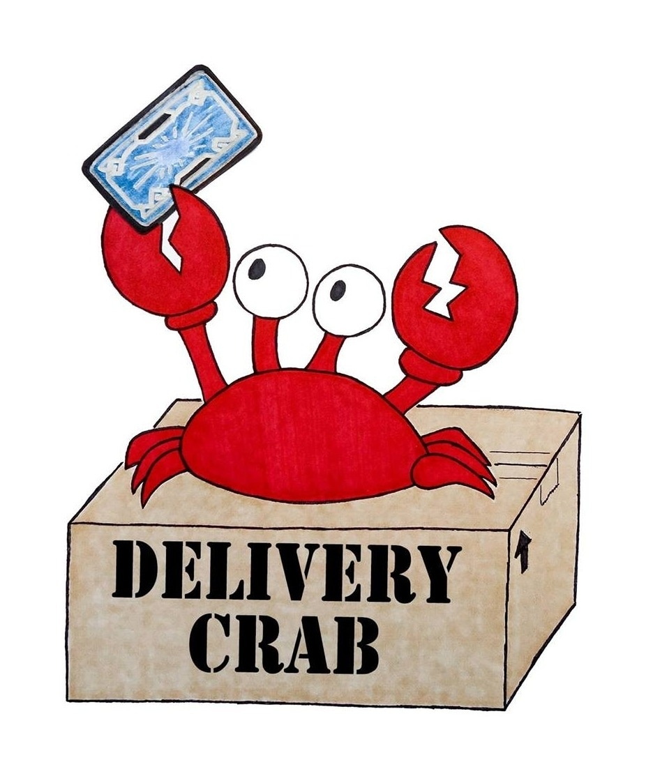 Delivery Crab