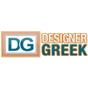 Designer Greek promo codes