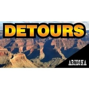 Detours Arizona promo codes
