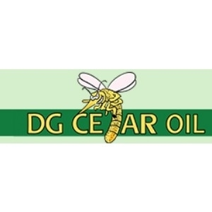 DG Cedar Oil promo codes
