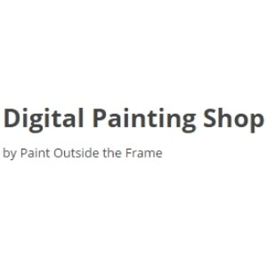 Digital Painting Shop