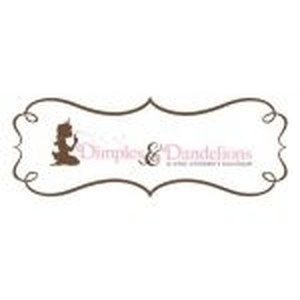 Dimples and Dandelions promo codes