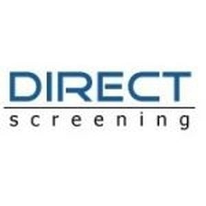 Direct Screening promo codes