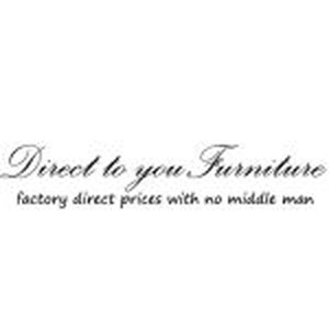 Direct To You Furniture promo codes