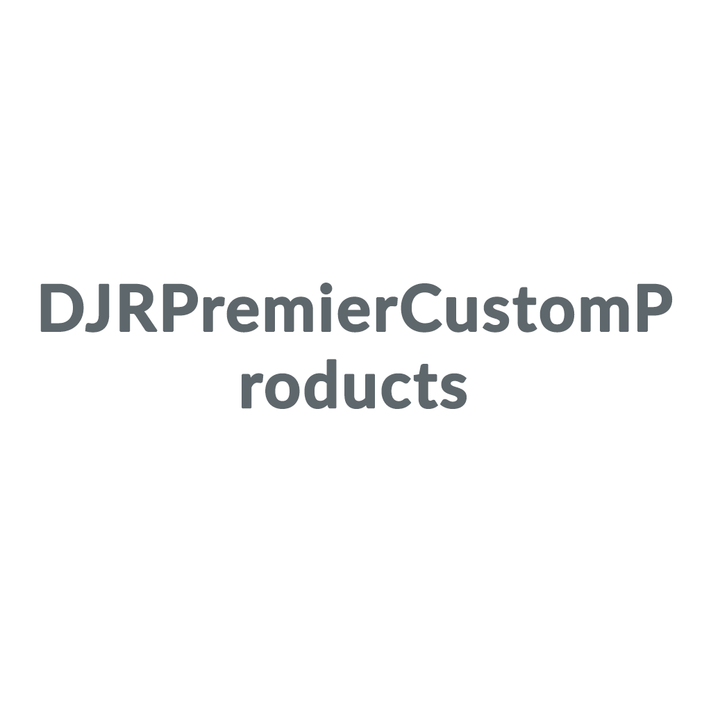 DJRPremierCustomProducts promo codes