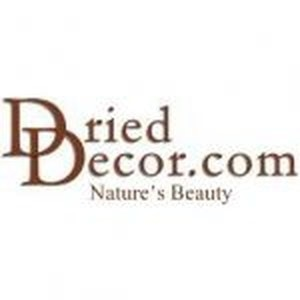 DriedDecor.com promo codes