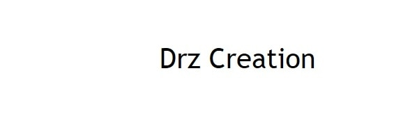 Drz Creation promo codes