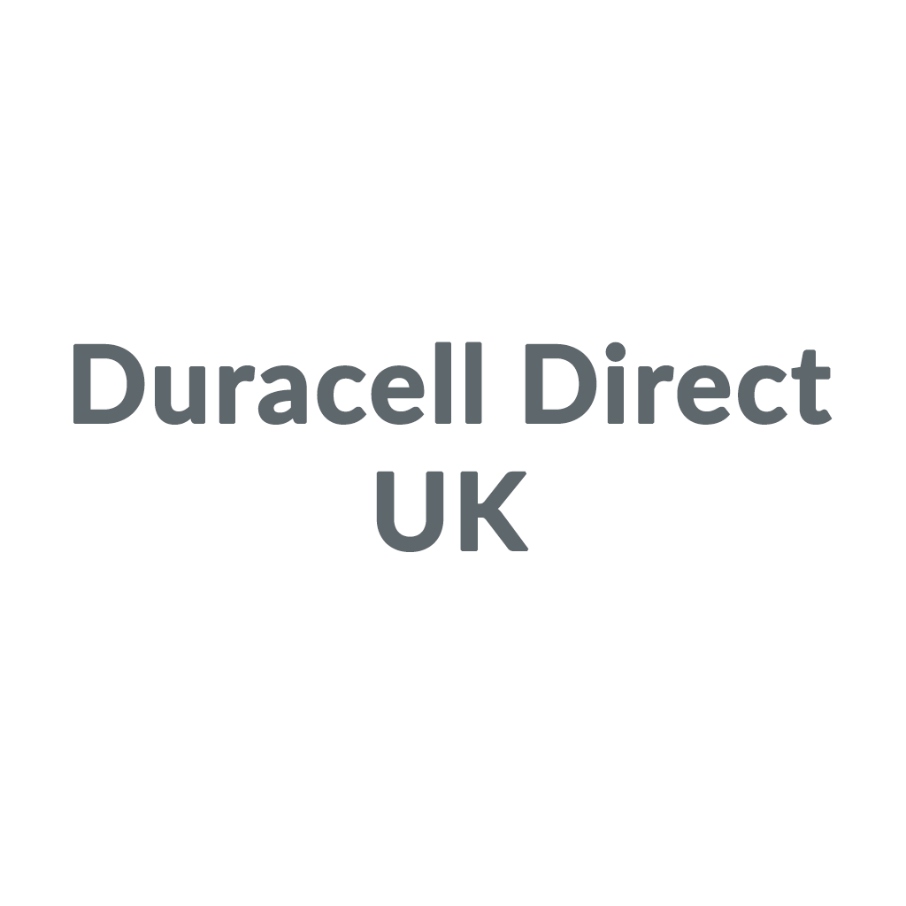 Duracell Direct UK promo codes