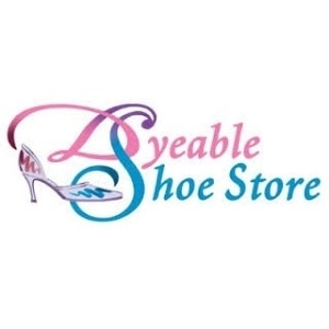 Dyeable Shoe Store promo codes