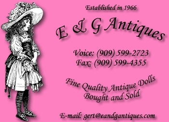 E and G Antiques promo codes