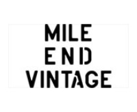 Mile End Vintage promo codes