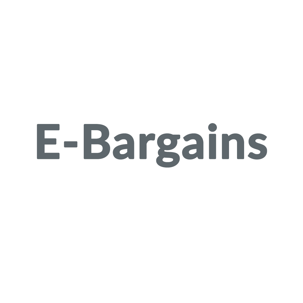 E-Bargains promo codes