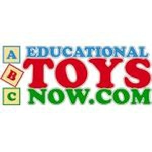 Educational Toys Now promo codes