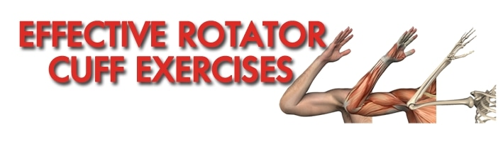 Effective Rotator Cuff Exercises promo codes