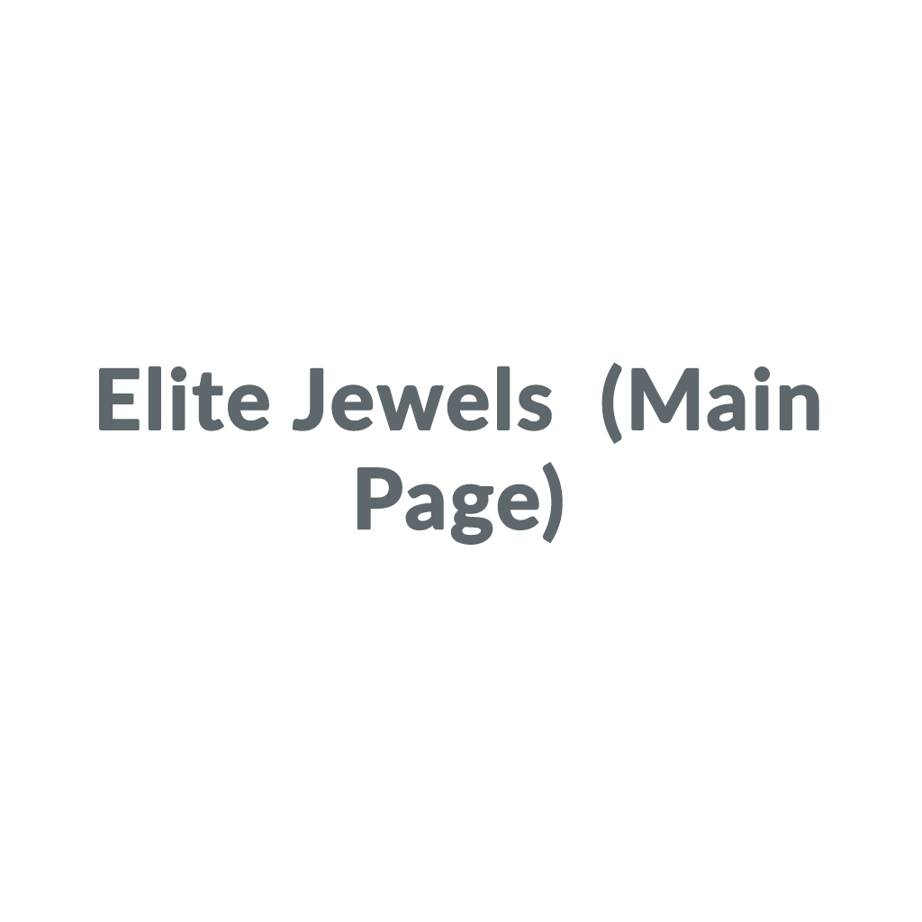 Elite Jewels  (Main Page) promo codes