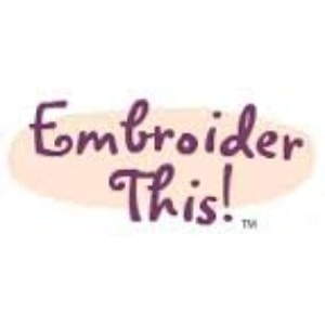 Embroider This promo codes