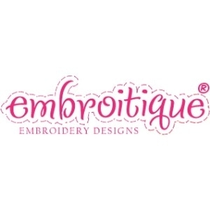 Embroitique.com promo codes