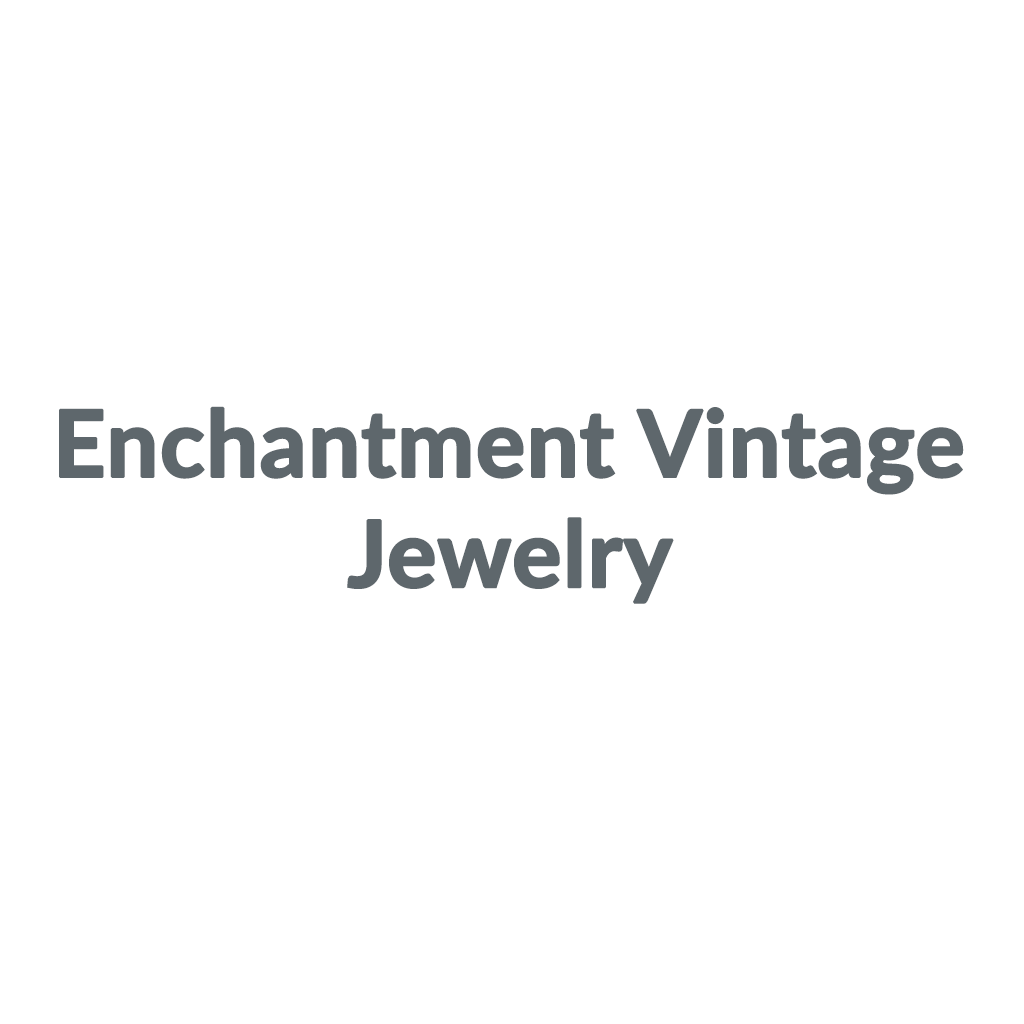 Enchantment Vintage Jewelry promo codes