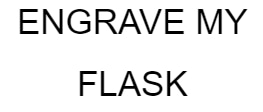 Engrave My Flask promo codes