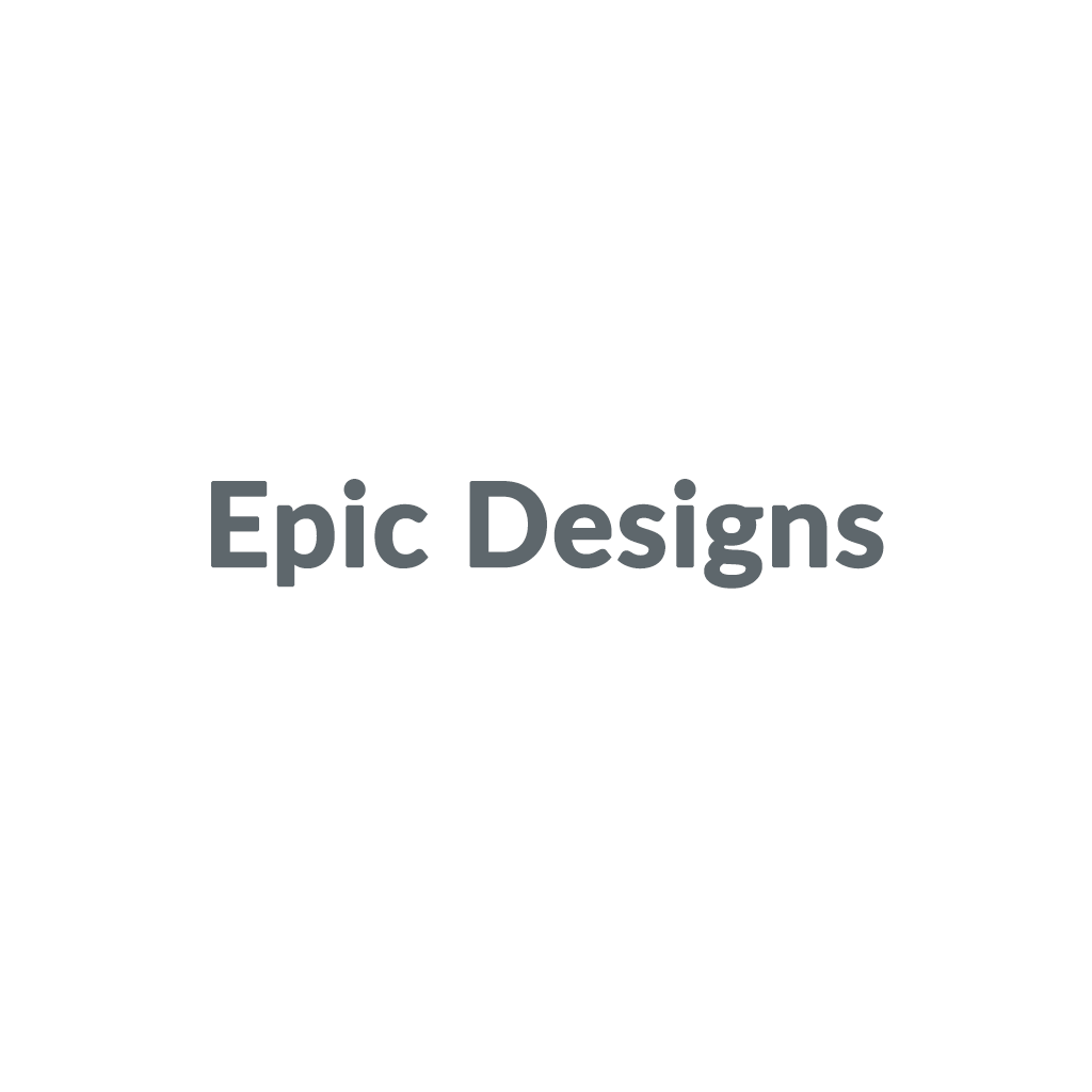 Epic Designs promo codes