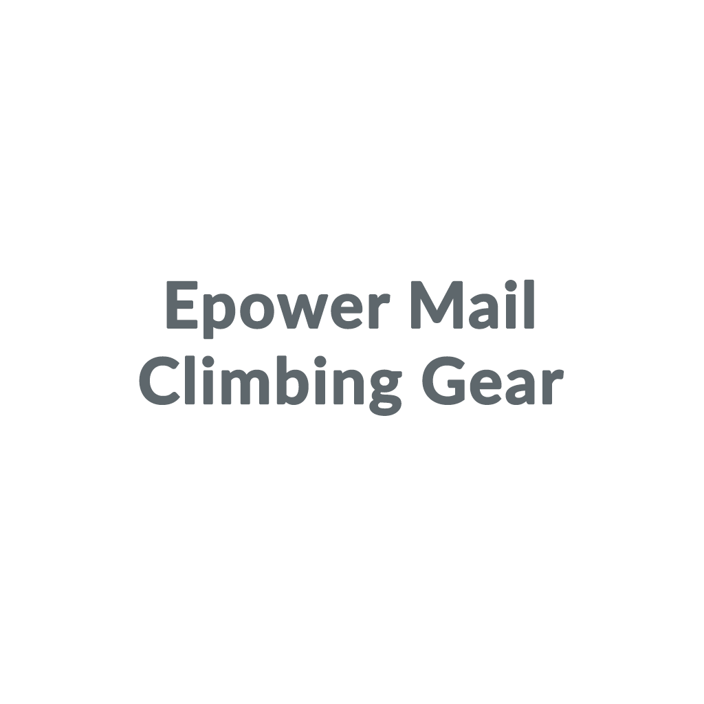 Shop Epower Mail Climbing Gear