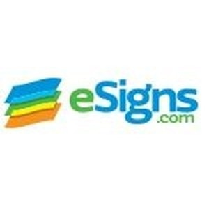 eSigns Coupons