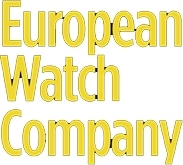 European Watch promo codes