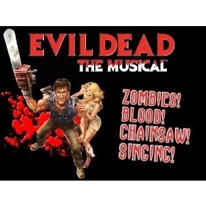 Evil Dead the Musical Tour promo codes