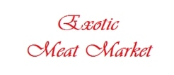 Exotic Meat Market