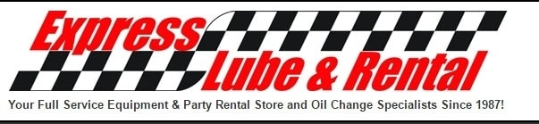 Express Lube and Rental promo codes