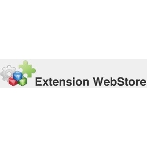 Extension Webstore promo codes