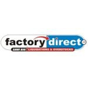 Factory Direct promo codes