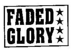 Faded Glory coupon codes