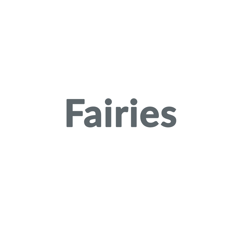 Fairies promo codes