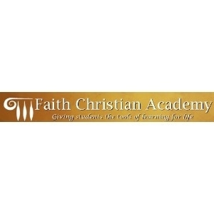 Faith Christian Academy promo codes